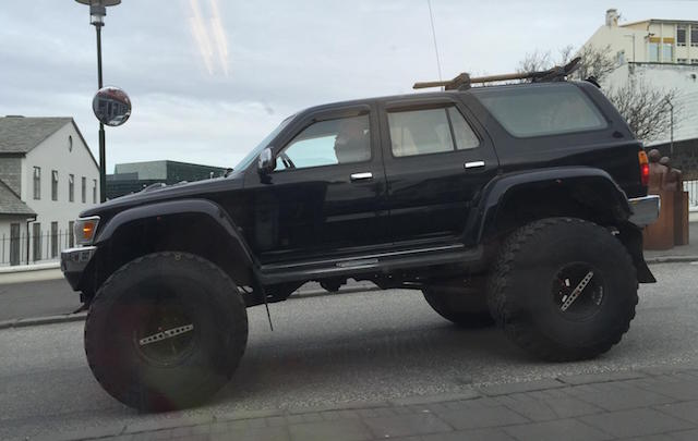 10 Lifted Toyota 4runners Toyota Parts Blog