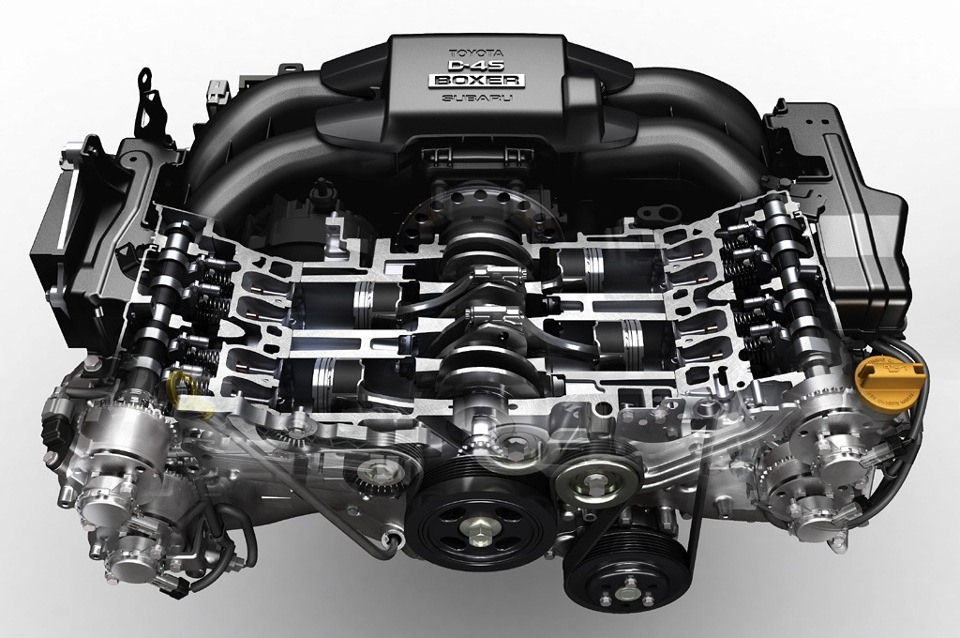 Information About The Toyota U Series Engine