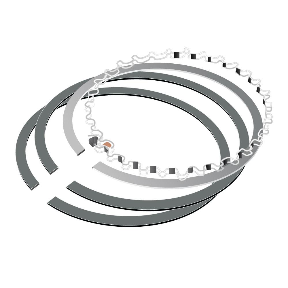 How Piston Rings Work Olathe Toyota Parts Center