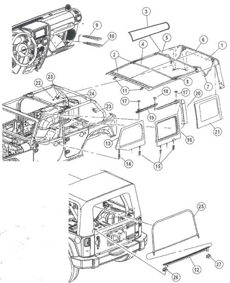 Oem  Jeep Oem Parts