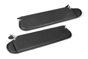 Rugged Ridge Sunvisor Set 97-02 Jeep Wrangler