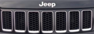 Grand Cherokee Black Honeycomb Grill Inserts