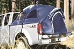 Nissan Bed Tent - 2005-2013 Frontier Crew Cab Short Bed
