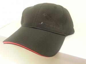 Jaguar Black Leaper Hat