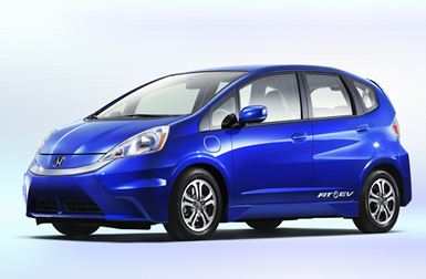 Honda Fit Electric