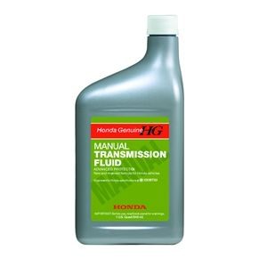 genuine honda manual transmission fluid 1 qt. Black Bedroom Furniture Sets. Home Design Ideas