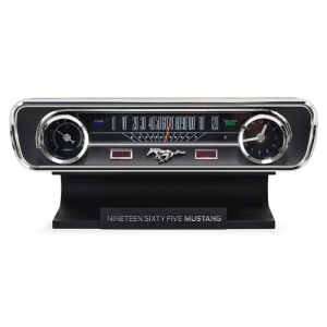 1965 Mustang Clock Thermometer
