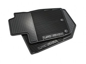 FLOOR MATS, ALL WEATHER THERMOPLASTIC RUBBER