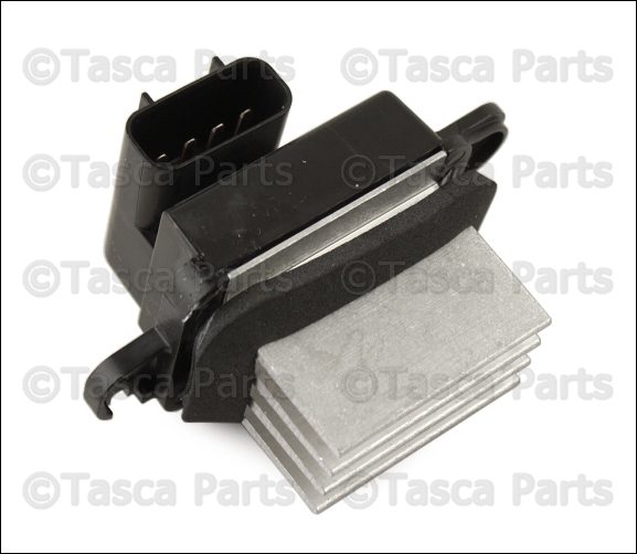 Resistor genuine nissan 27151 zt00a for Nissan quest blower motor resistor