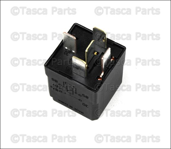 Vehicle Vin Number Check >> OEM MOPAR Starter Relay 4727370AA | TascaParts.com