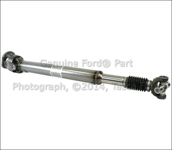 Ford Drive Shaft : Drive shaft genuine ford c z a g