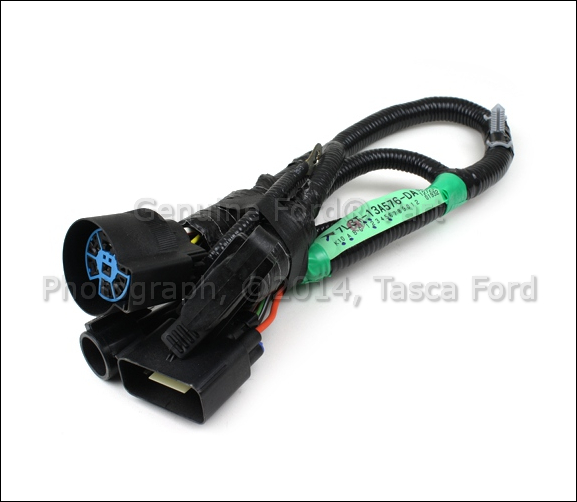 wire harness genuine ford 5l3z 13a576 ba