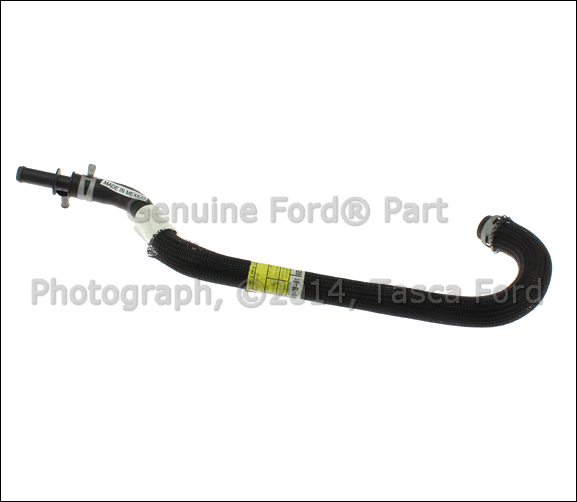 Hose asy genuine ford 6e5z 18k359 a for Ford motor company warranty information