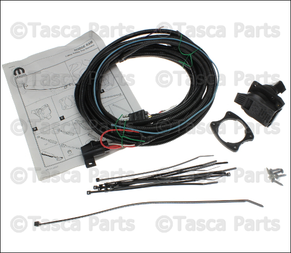 28   trailer tow wiring harness