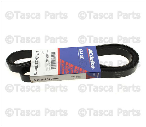 Xl Pulleys And Belts : Serpentine belt for gmc yukon xl