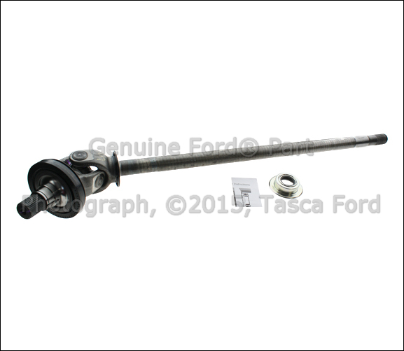 Ford F 350 Front End Parts : Axle shaft for ford f super duty ec z a