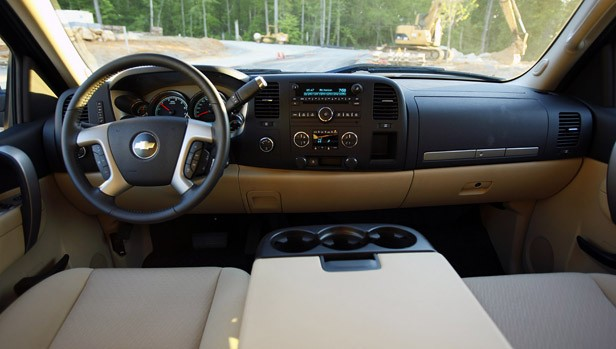 Interior Accessories For 2010 Chevrolet Colorado