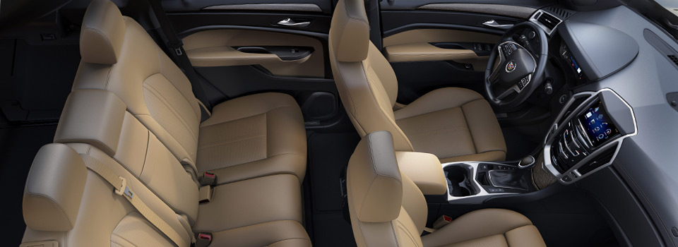 Interior Accessories For 2015 Cadillac Srx