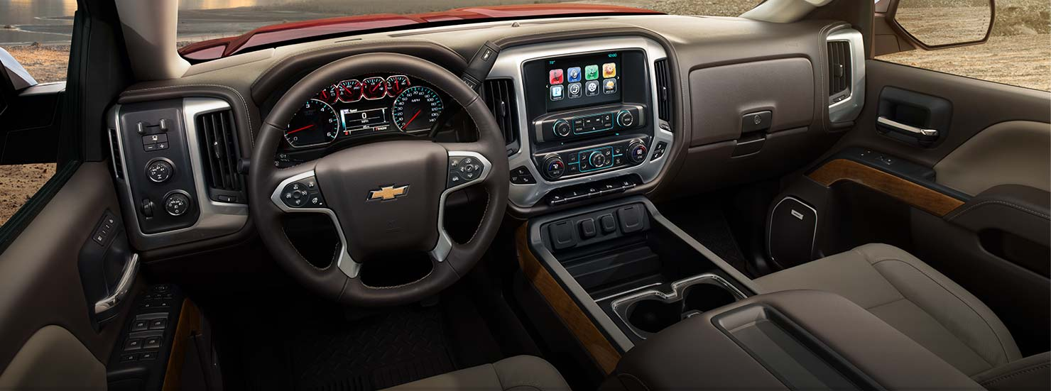 Interior Accessories For 2015 Chevorlet Silverado 1500