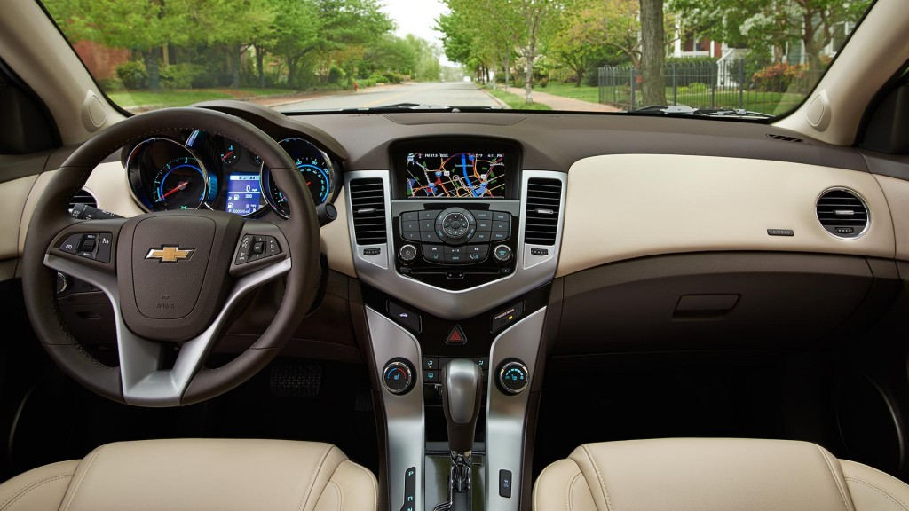 interior accessories for 2015 chevrolet cruze