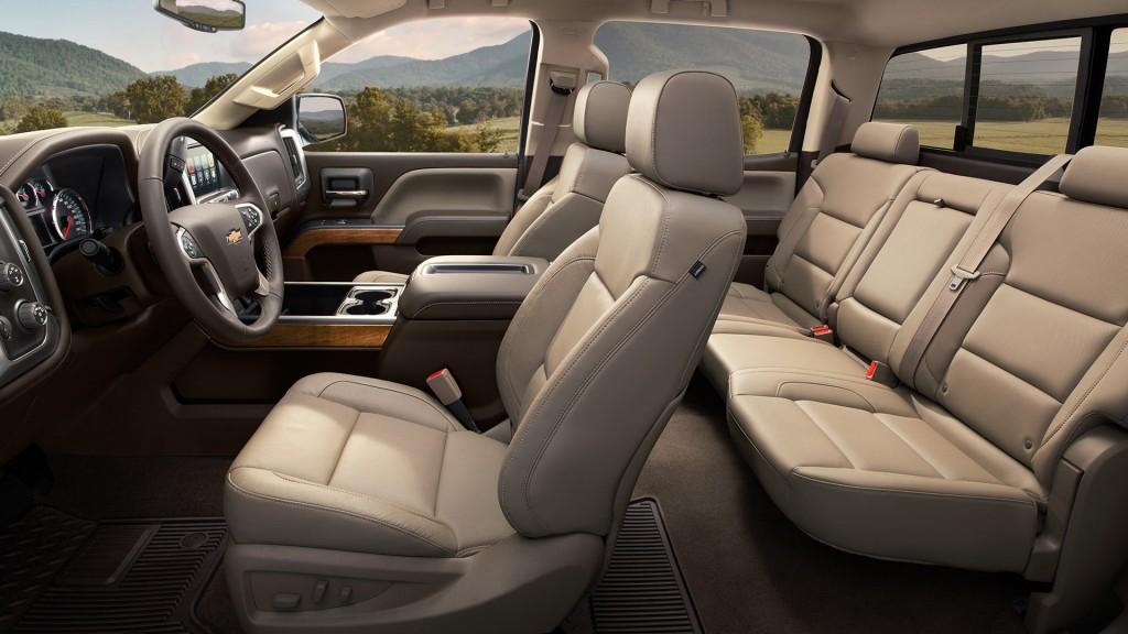Exterior Accessories For 2015 Chevrolet Silverado 2500