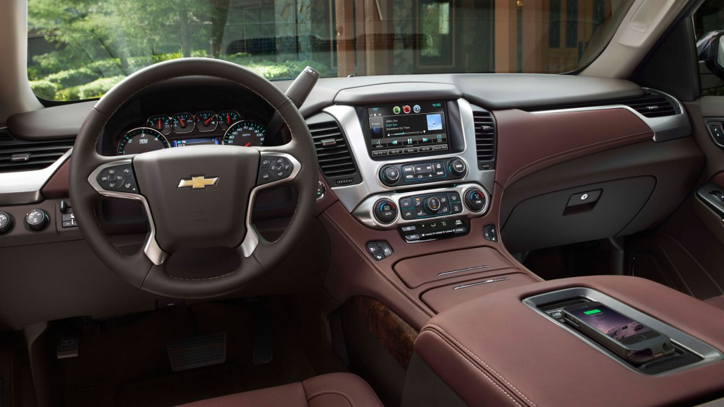Interior Accessories For 2015 Chevrolet Tahoe