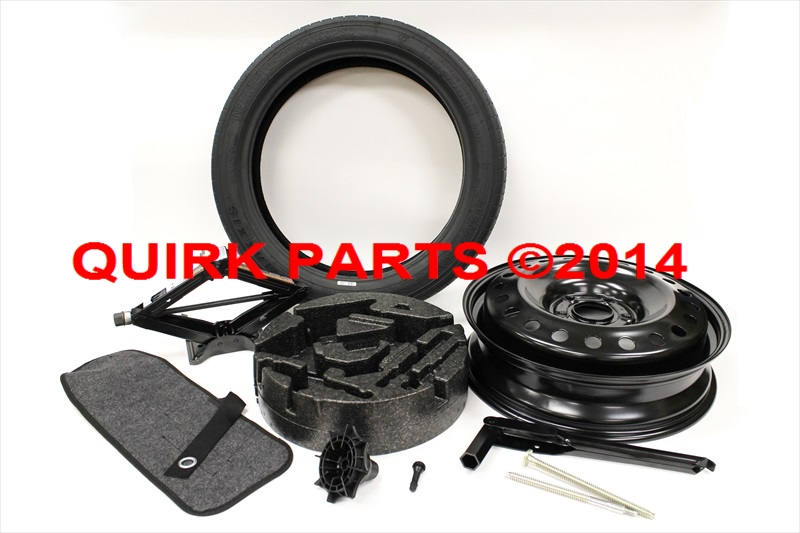 2014 chevy malibu spare tire kit html