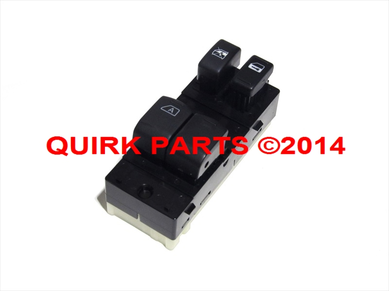 2005 2006 nissan frontier left driver master power window for 2000 nissan quest power window switch