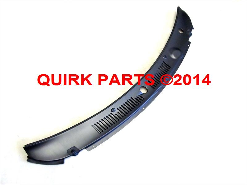 Ford mustang windshield wiper cowl