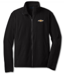 Black Chevy Fleece Large
