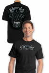 Gray Chevrolet T-Shirt