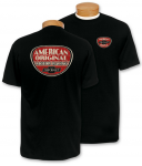 Black Chevrolet TShirt XL