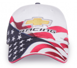 Chevy American Flag Hat
