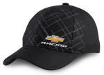 Black Hat Chevy Racing Logo