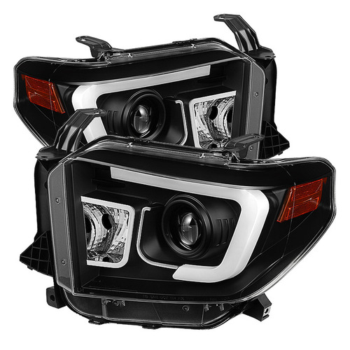 Toyota Truck Aftermarket Parts: Headlights, Toyota Tundra (2014+) Light Bar DRL