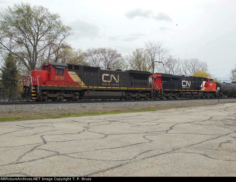CN 2102 and CN 2840