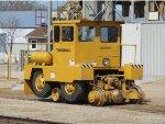 Fox Valley Alfalfa Mill's Trackmobile