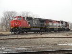CN 2157, BCOL 4616, and CN 2134