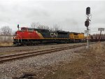 CN 8821 and CN 2007