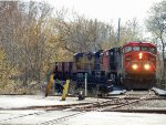 CN 5542, BCOL 4651, CN 8821, and CN 2007