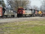 IC 3138, CN 5542, BCOL 4651, CN 8821, and CN 2007
