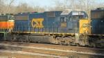 CSX 8662 (ex-CR) SD50 YN3