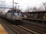 Southbound Amtrak