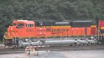 BNSF at Pittsburg for a crew change