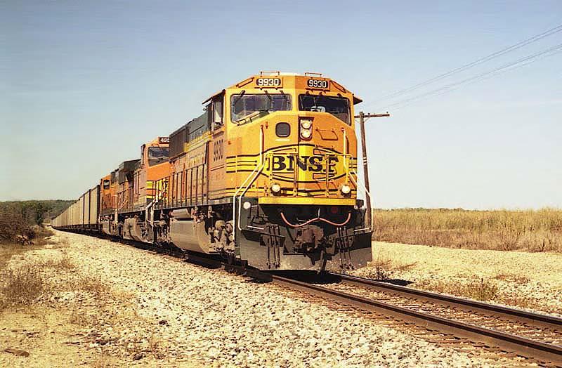 BNSF'S Ft. Scott Sub