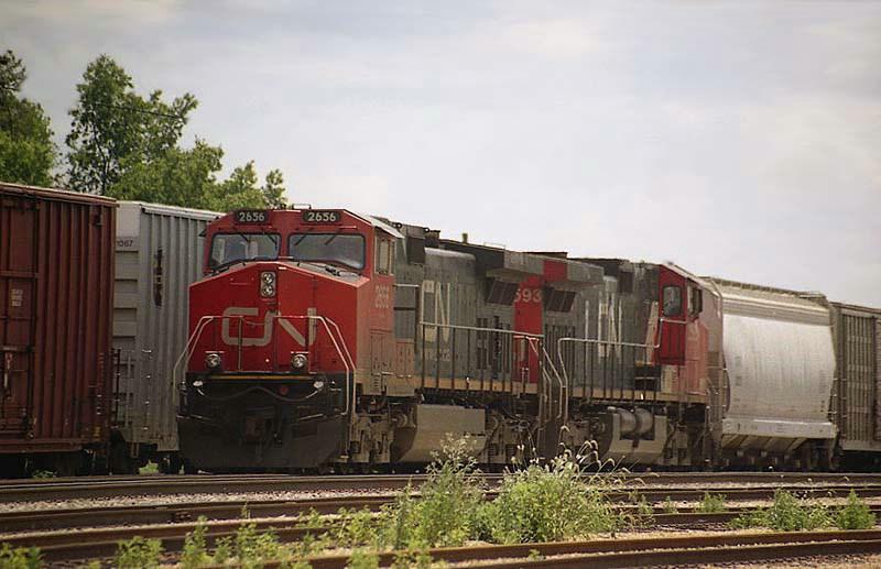 CN C44-9W 2656