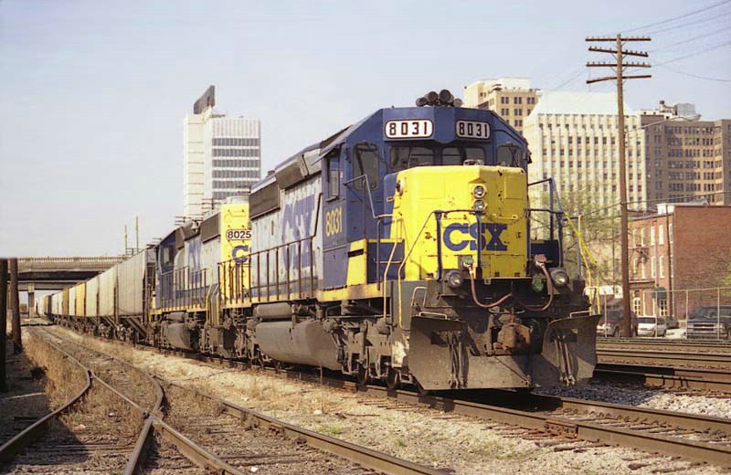 NS'S Alabama Division AGS South End