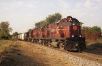 Arkansas & Missouri Railroad Alco C420'S