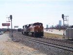 BNSF ES44DC 7459
