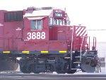 HLCX GP38-2 3888